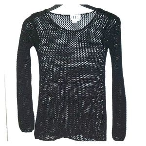 😎 2 for $12 or 3 for $14 One 212 Fishnet Sweater